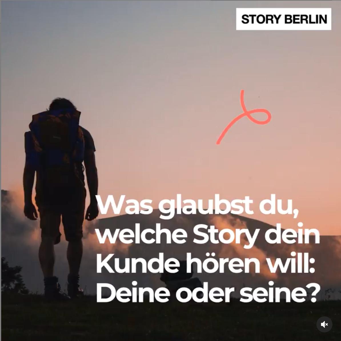 Ralph Stieber von Story Berlin im Interview