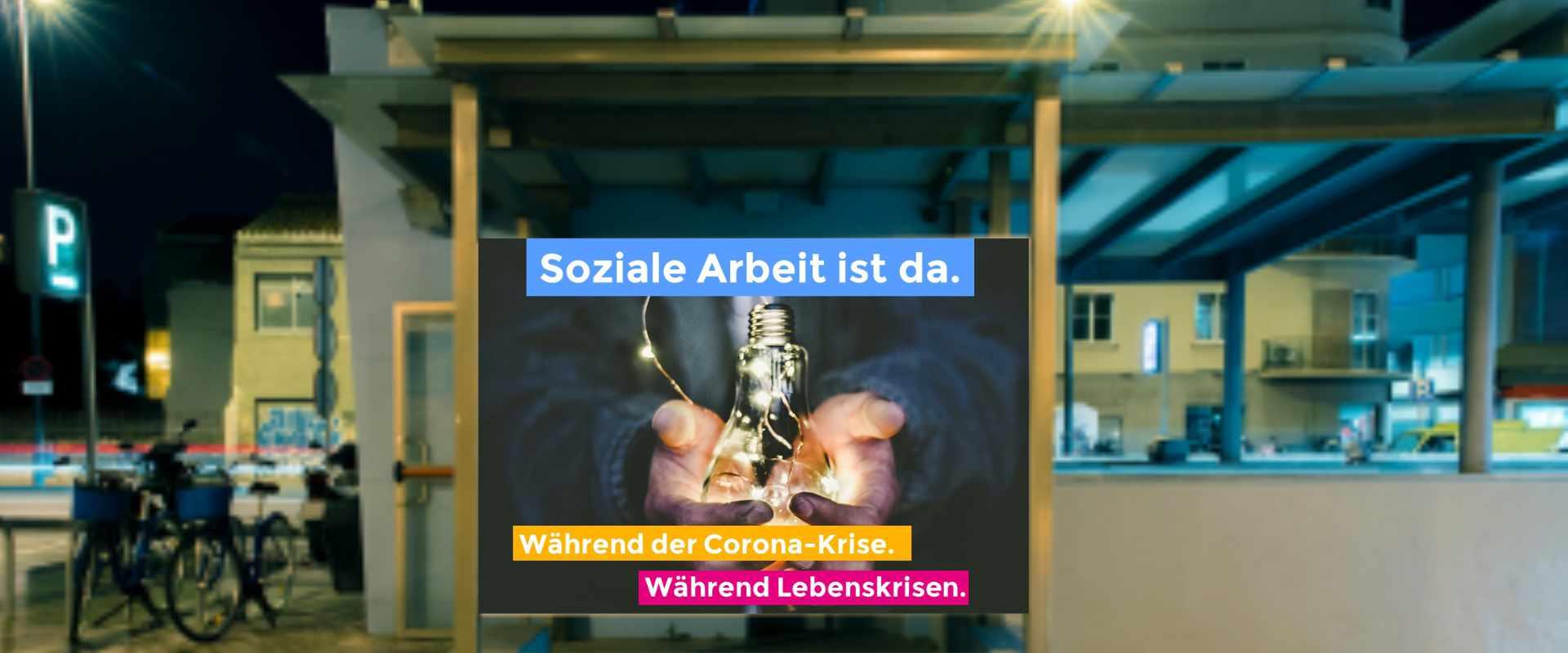 Öffentlichkeitsarbeit Soziale Arbeit